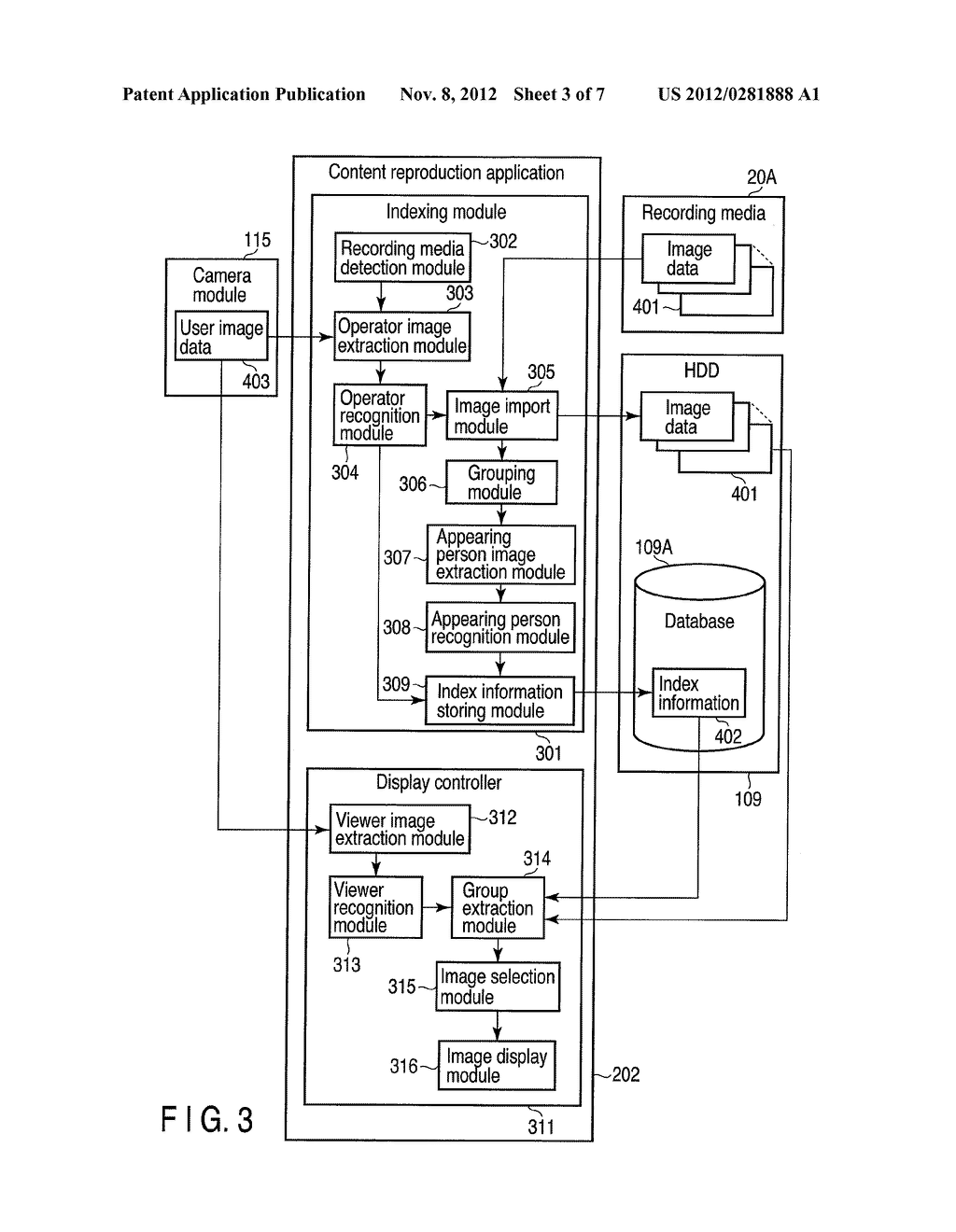 ELECTRONIC APPARATUS AND IMAGE DISPLAY METHOD - diagram, schematic, and image 04
