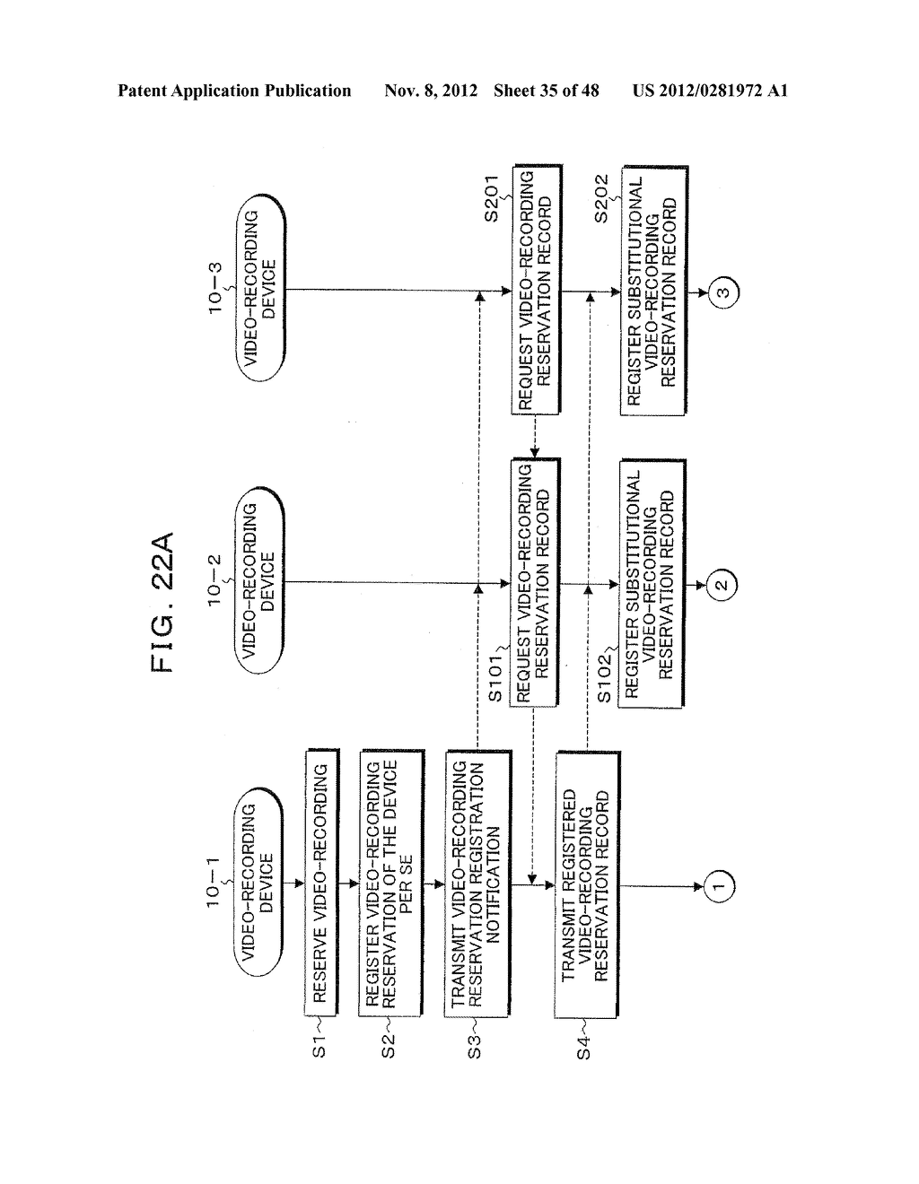 VIDEO-RECORDING RESERVATION MANAGEMENT APPARATUS, METHOD, PROGRAM, AND     SYSTEM - diagram, schematic, and image 36