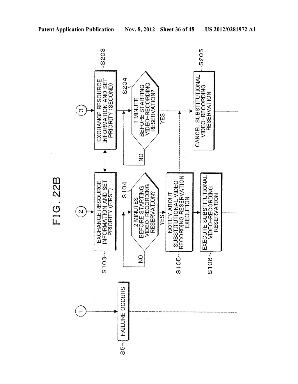 VIDEO-RECORDING RESERVATION MANAGEMENT APPARATUS, METHOD, PROGRAM, AND     SYSTEM - diagram, schematic, and image 37