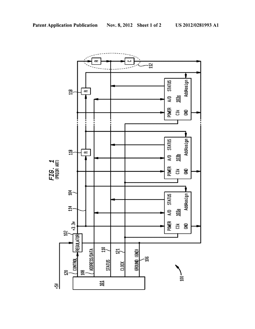 Addressing for a Memory Device Used in an Image Recording Apparatus - diagram, schematic, and image 02