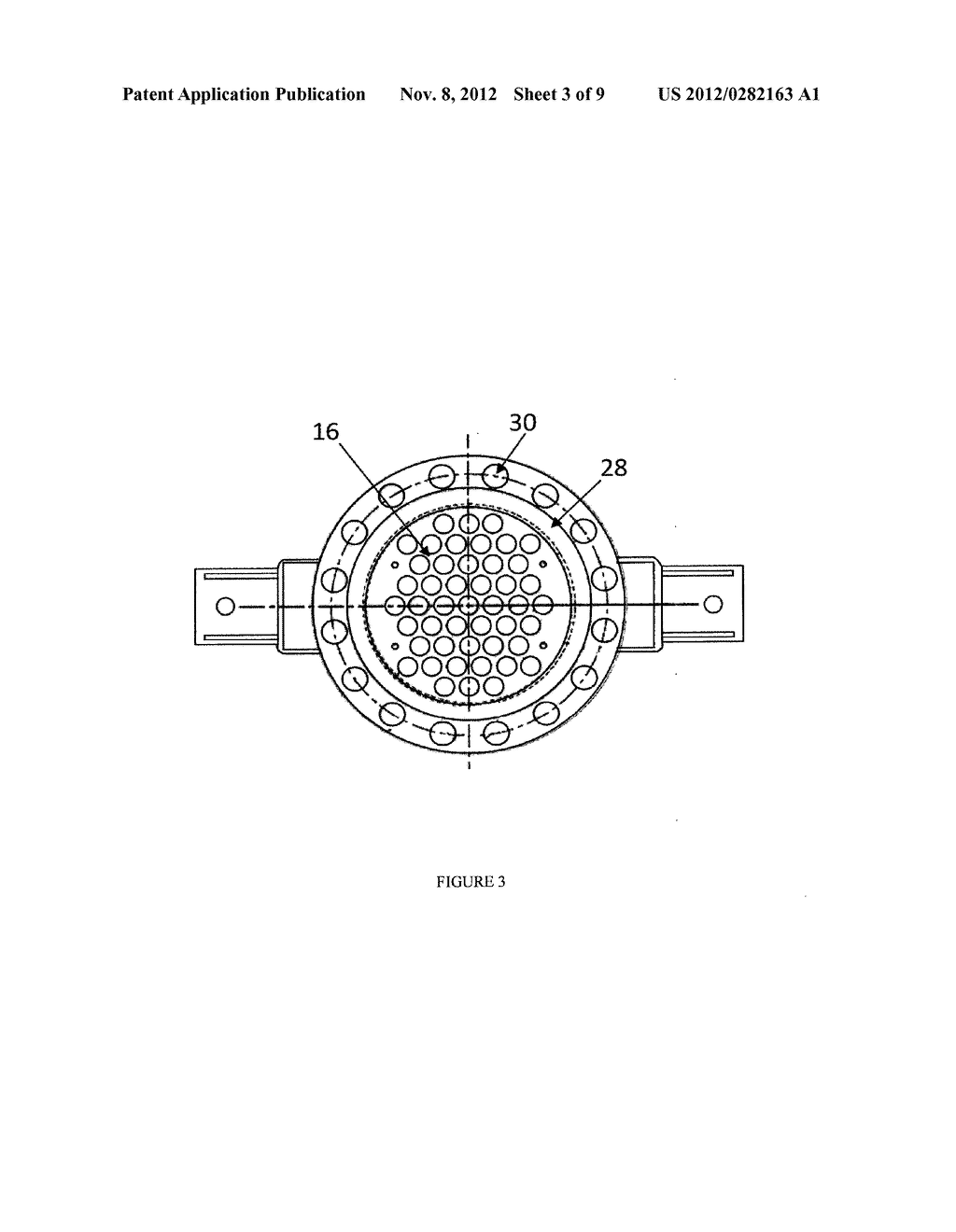 Method of Producing Gaseous Products Using a Downflow Reactor - diagram, schematic, and image 04