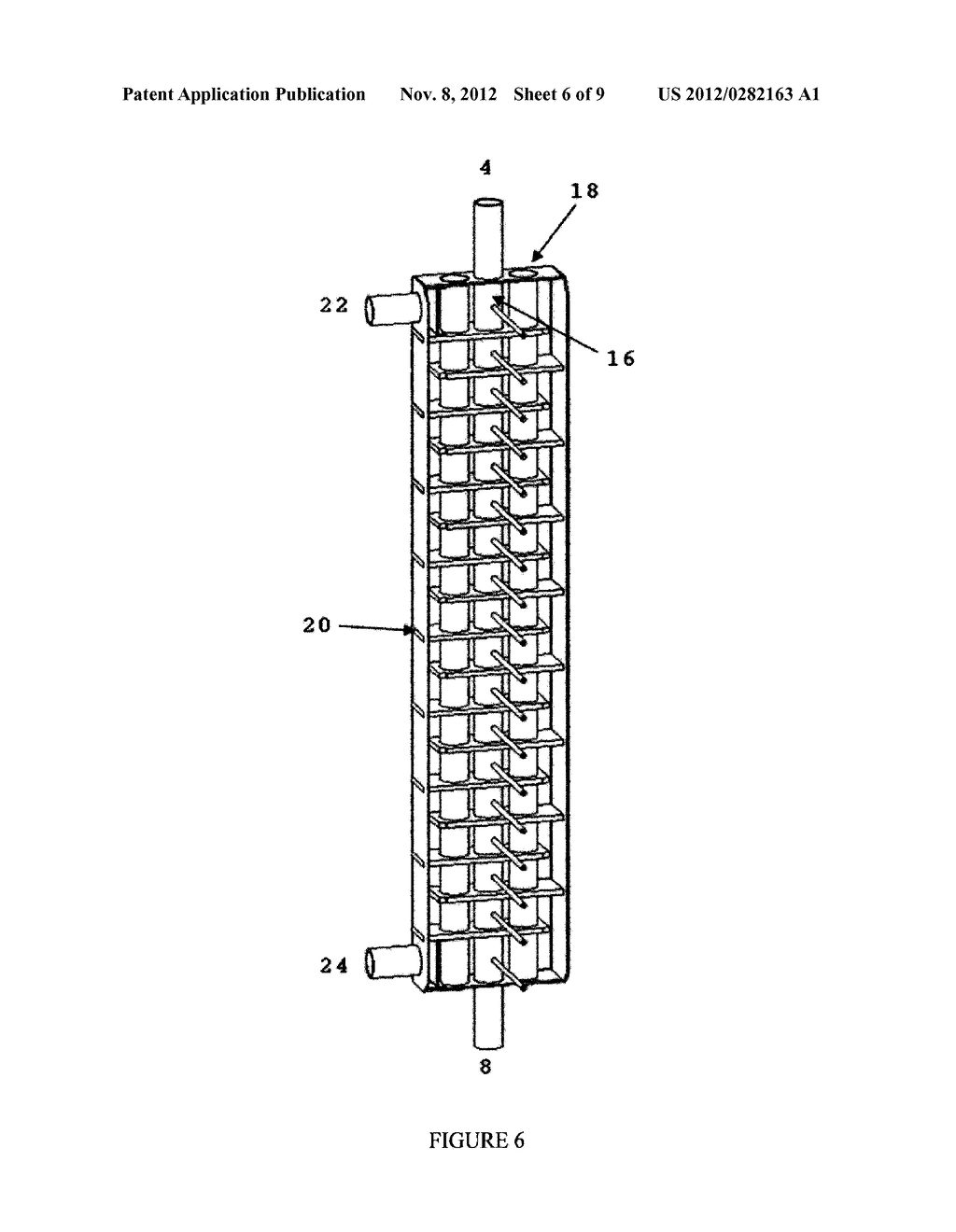 Method of Producing Gaseous Products Using a Downflow Reactor - diagram, schematic, and image 07