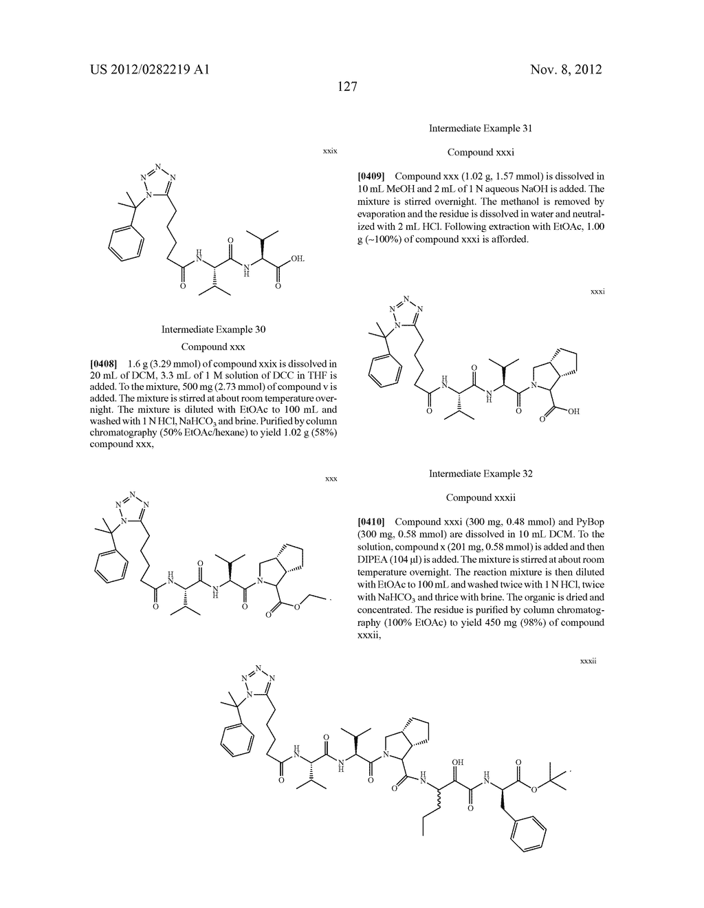PEPTIDOMIMETIC PROTEASE INHIBITORS - diagram, schematic, and image 142