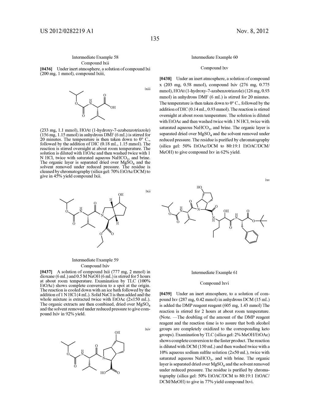 PEPTIDOMIMETIC PROTEASE INHIBITORS - diagram, schematic, and image 150