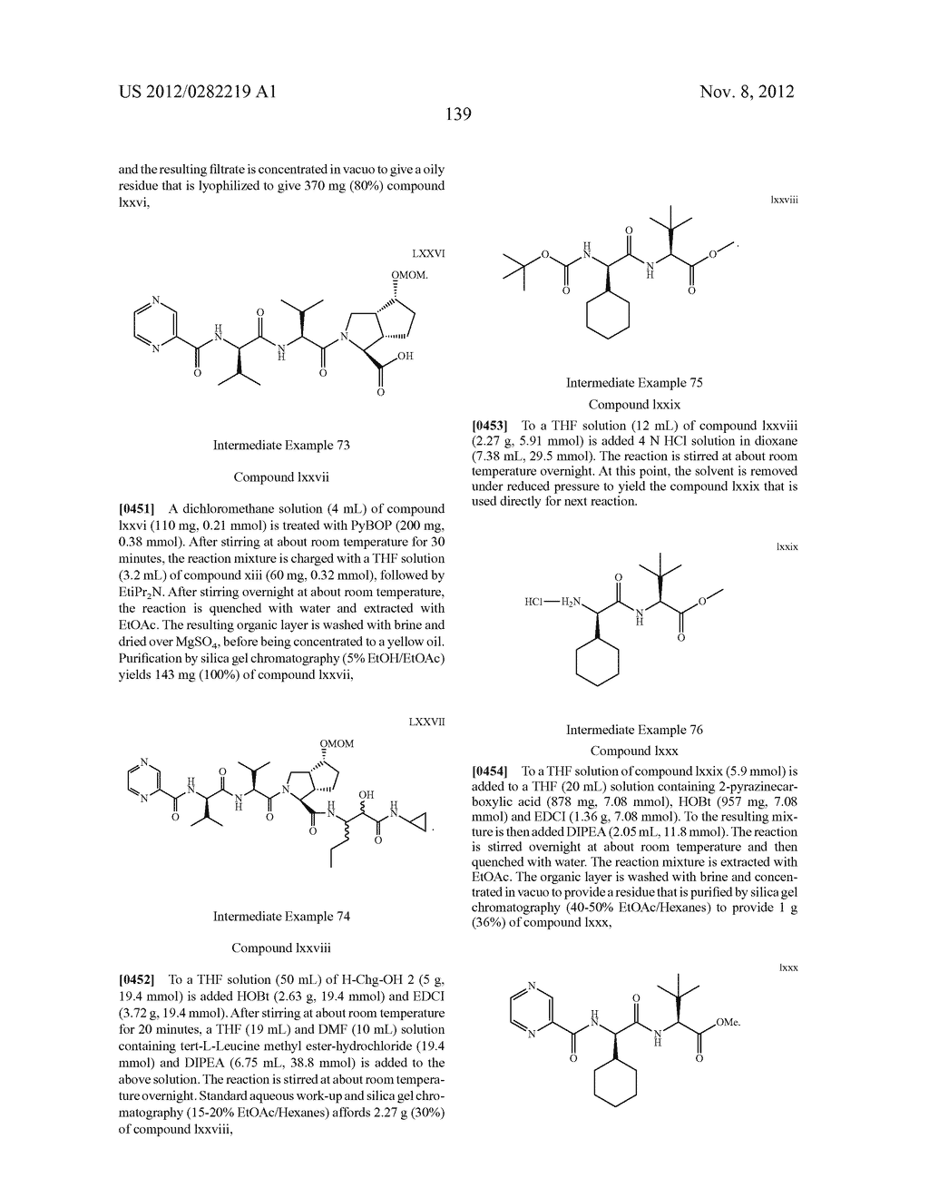 PEPTIDOMIMETIC PROTEASE INHIBITORS - diagram, schematic, and image 154
