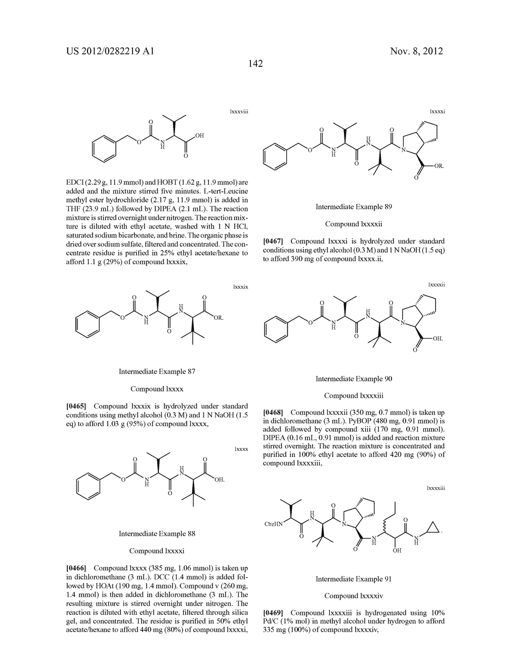 PEPTIDOMIMETIC PROTEASE INHIBITORS - diagram, schematic, and image 157