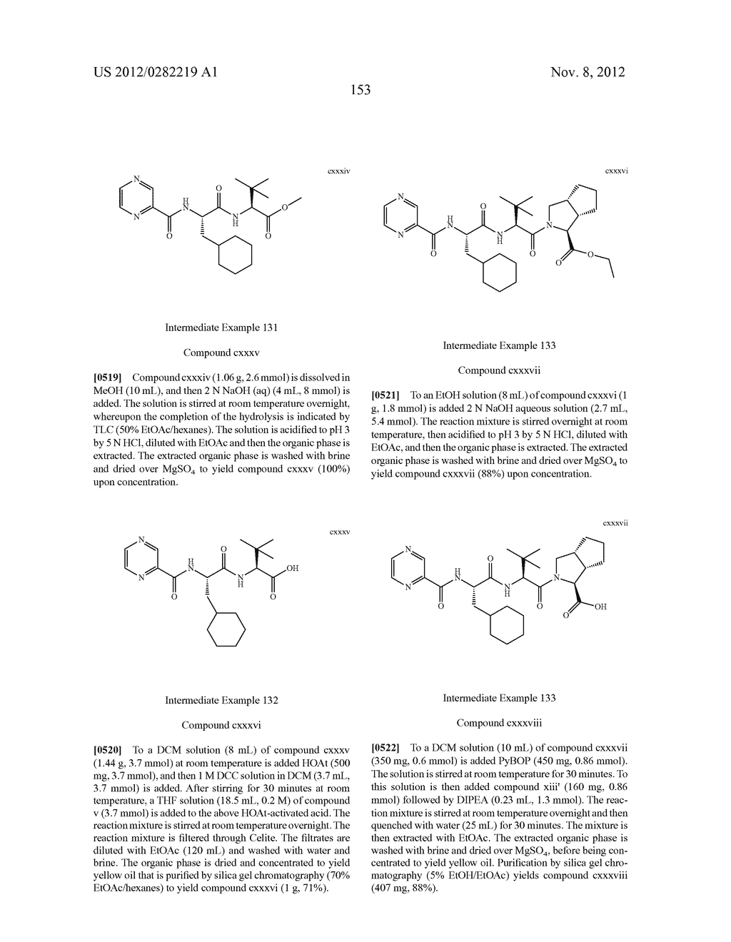 PEPTIDOMIMETIC PROTEASE INHIBITORS - diagram, schematic, and image 168
