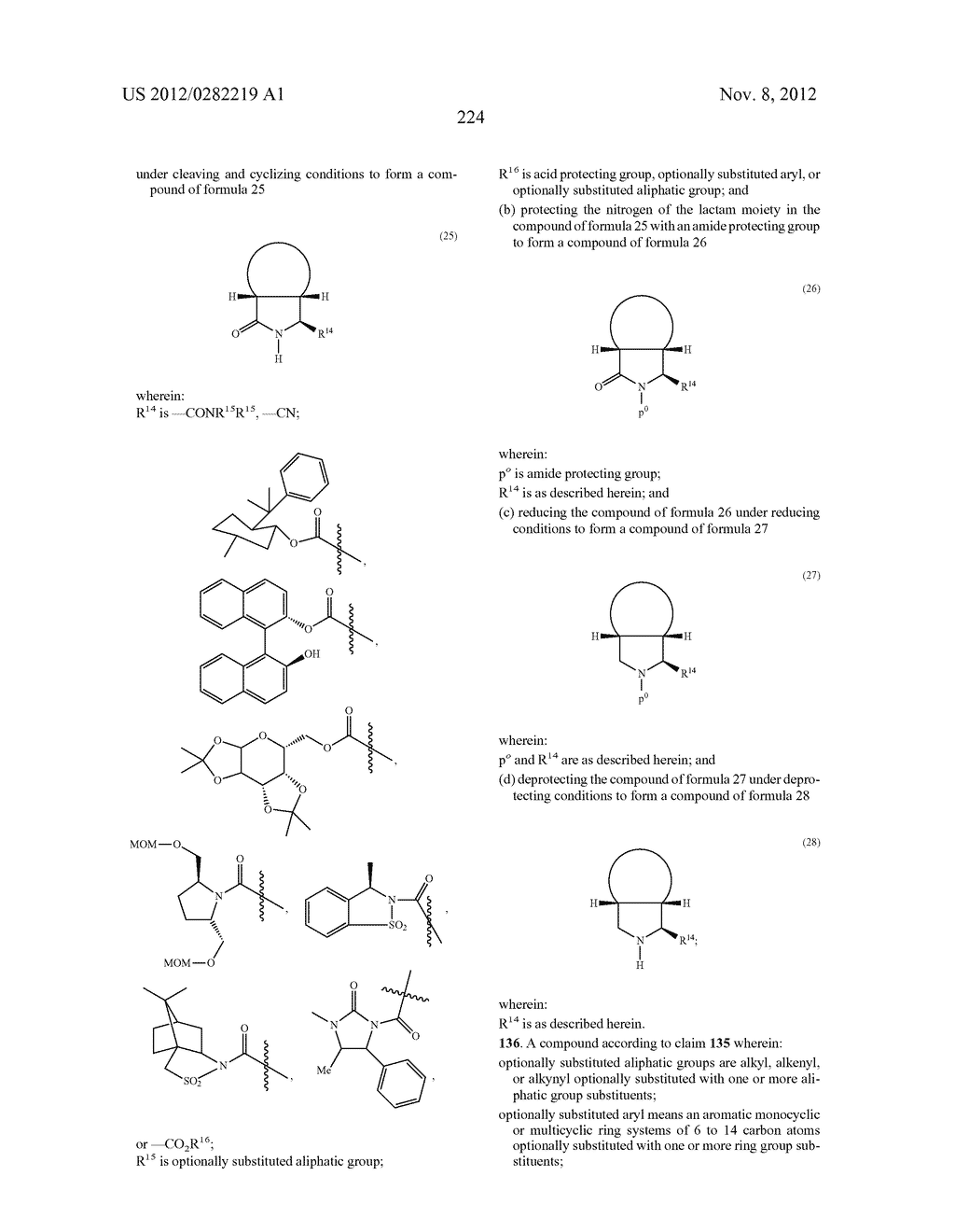 PEPTIDOMIMETIC PROTEASE INHIBITORS - diagram, schematic, and image 239