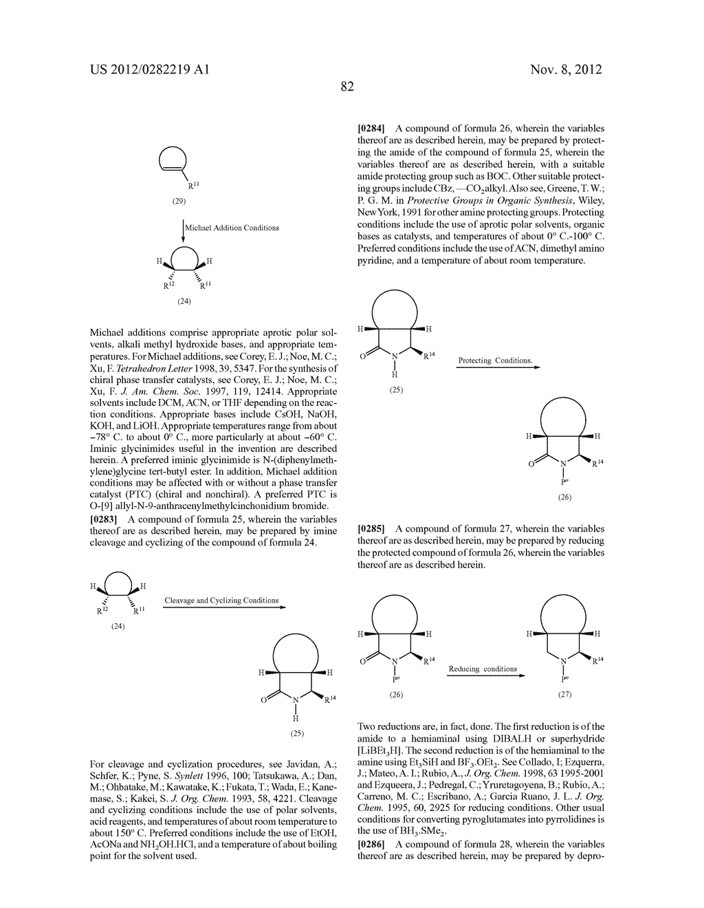 PEPTIDOMIMETIC PROTEASE INHIBITORS - diagram, schematic, and image 97