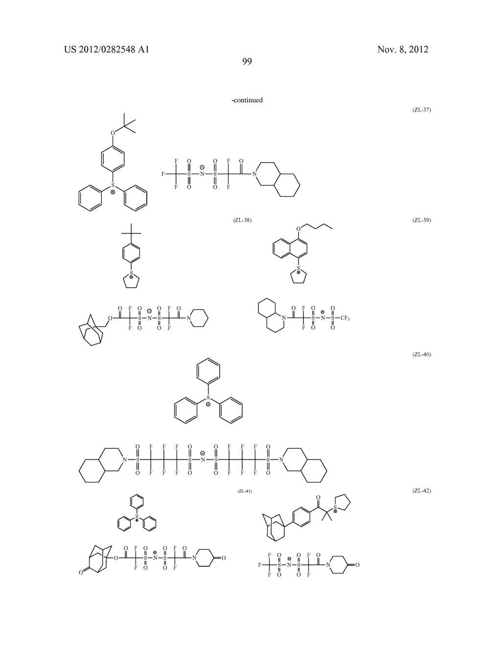 PATTERN FORMING METHOD, ACTINIC RAY-SENSITIVE OR RADIATION-SENSITIVE RESIN     COMPOSITION AND RESIST FILM - diagram, schematic, and image 100