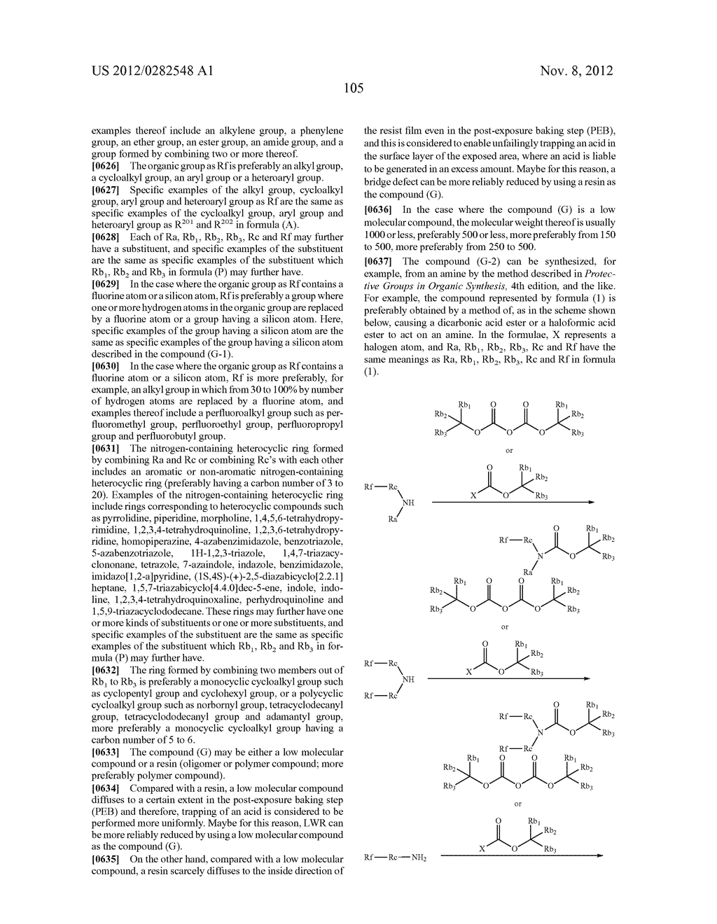 PATTERN FORMING METHOD, ACTINIC RAY-SENSITIVE OR RADIATION-SENSITIVE RESIN     COMPOSITION AND RESIST FILM - diagram, schematic, and image 106