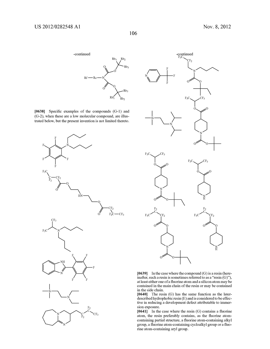 PATTERN FORMING METHOD, ACTINIC RAY-SENSITIVE OR RADIATION-SENSITIVE RESIN     COMPOSITION AND RESIST FILM - diagram, schematic, and image 107