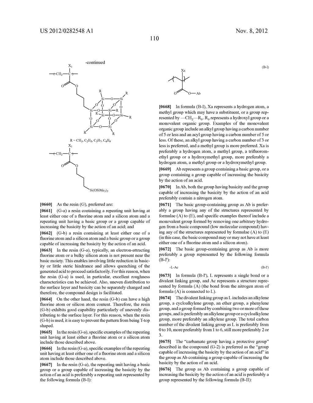 PATTERN FORMING METHOD, ACTINIC RAY-SENSITIVE OR RADIATION-SENSITIVE RESIN     COMPOSITION AND RESIST FILM - diagram, schematic, and image 111