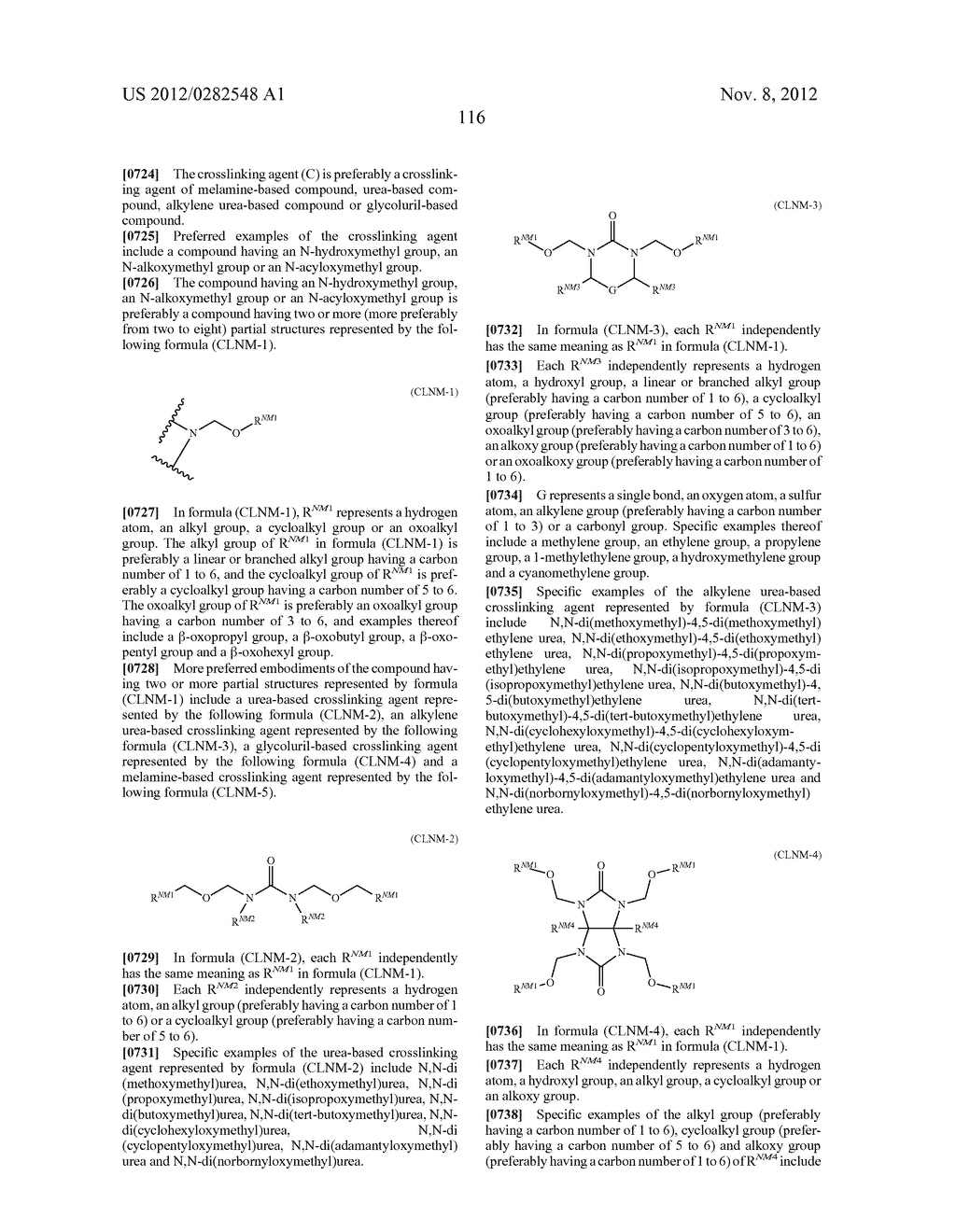PATTERN FORMING METHOD, ACTINIC RAY-SENSITIVE OR RADIATION-SENSITIVE RESIN     COMPOSITION AND RESIST FILM - diagram, schematic, and image 117