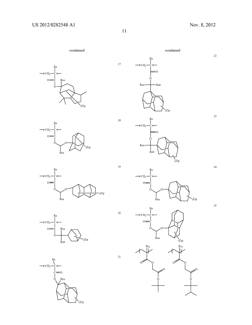 PATTERN FORMING METHOD, ACTINIC RAY-SENSITIVE OR RADIATION-SENSITIVE RESIN     COMPOSITION AND RESIST FILM - diagram, schematic, and image 12