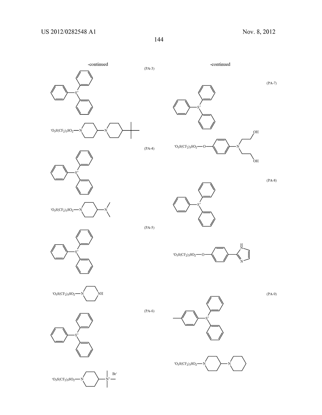 PATTERN FORMING METHOD, ACTINIC RAY-SENSITIVE OR RADIATION-SENSITIVE RESIN     COMPOSITION AND RESIST FILM - diagram, schematic, and image 145