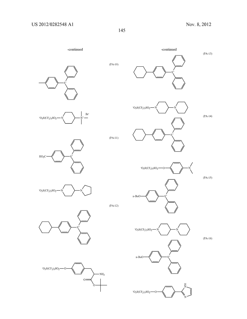 PATTERN FORMING METHOD, ACTINIC RAY-SENSITIVE OR RADIATION-SENSITIVE RESIN     COMPOSITION AND RESIST FILM - diagram, schematic, and image 146