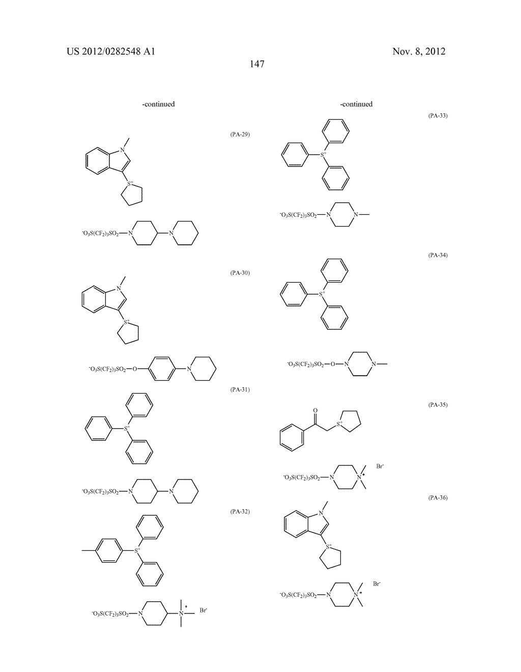 PATTERN FORMING METHOD, ACTINIC RAY-SENSITIVE OR RADIATION-SENSITIVE RESIN     COMPOSITION AND RESIST FILM - diagram, schematic, and image 148