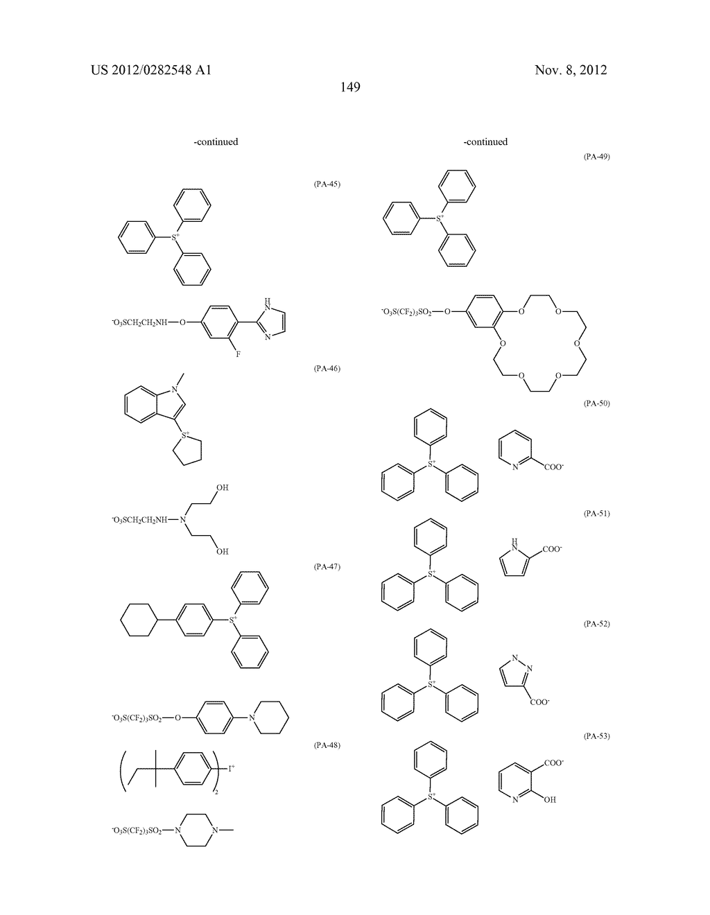 PATTERN FORMING METHOD, ACTINIC RAY-SENSITIVE OR RADIATION-SENSITIVE RESIN     COMPOSITION AND RESIST FILM - diagram, schematic, and image 150