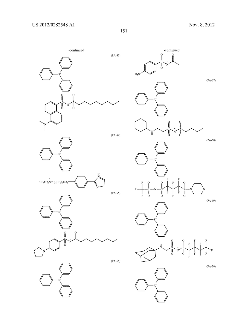 PATTERN FORMING METHOD, ACTINIC RAY-SENSITIVE OR RADIATION-SENSITIVE RESIN     COMPOSITION AND RESIST FILM - diagram, schematic, and image 152