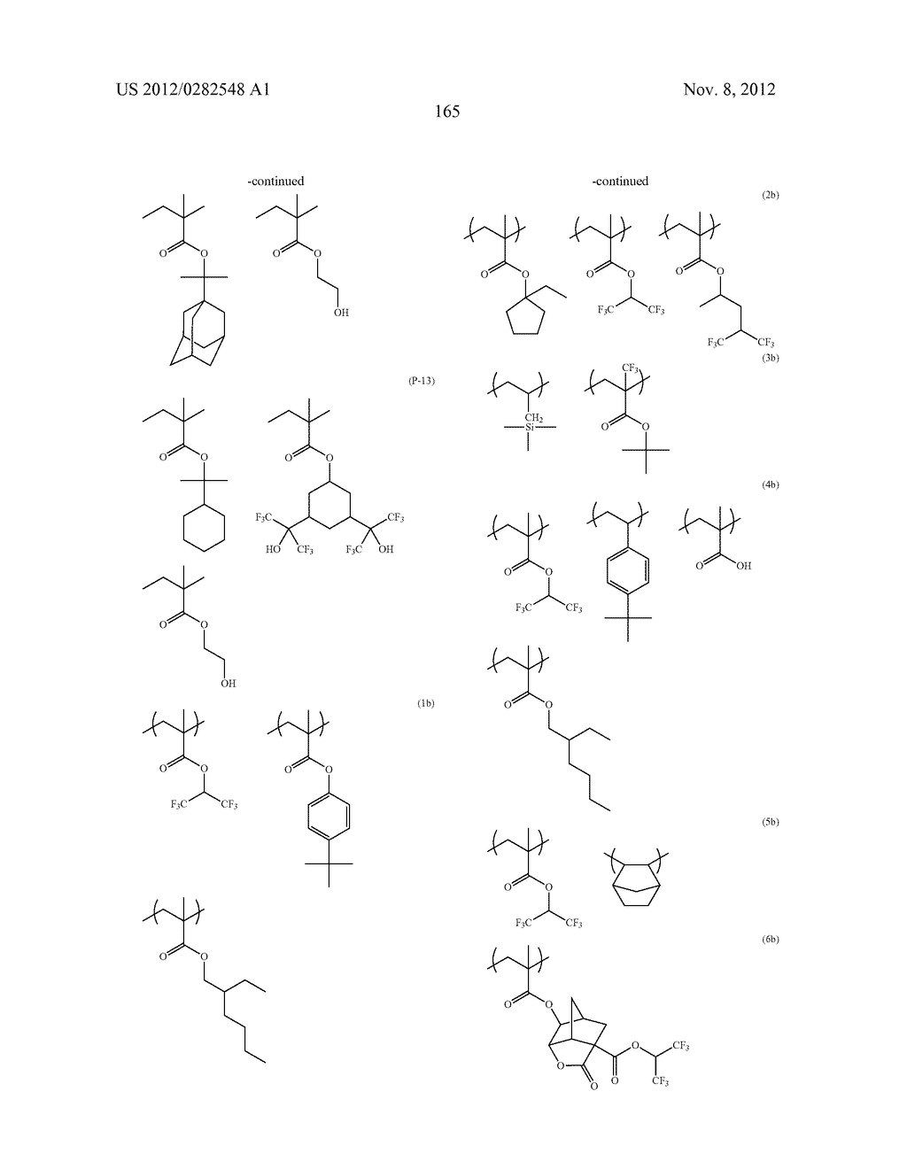 PATTERN FORMING METHOD, ACTINIC RAY-SENSITIVE OR RADIATION-SENSITIVE RESIN     COMPOSITION AND RESIST FILM - diagram, schematic, and image 166