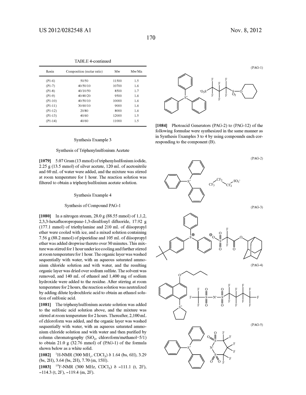PATTERN FORMING METHOD, ACTINIC RAY-SENSITIVE OR RADIATION-SENSITIVE RESIN     COMPOSITION AND RESIST FILM - diagram, schematic, and image 171