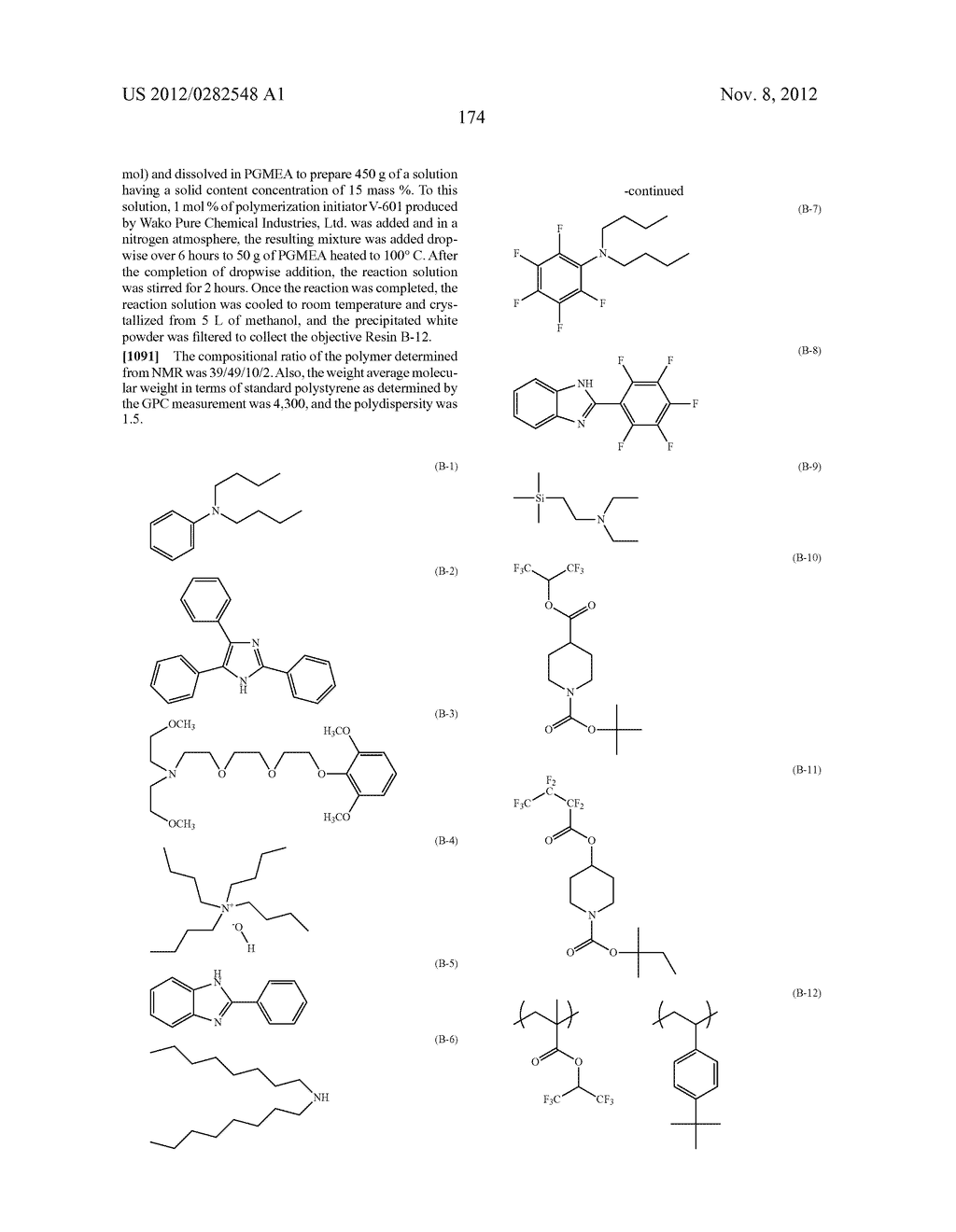 PATTERN FORMING METHOD, ACTINIC RAY-SENSITIVE OR RADIATION-SENSITIVE RESIN     COMPOSITION AND RESIST FILM - diagram, schematic, and image 175