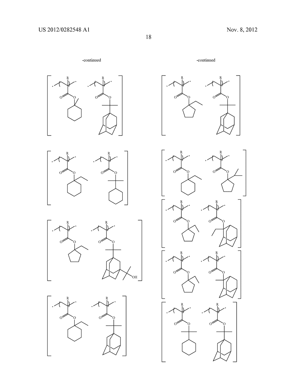 PATTERN FORMING METHOD, ACTINIC RAY-SENSITIVE OR RADIATION-SENSITIVE RESIN     COMPOSITION AND RESIST FILM - diagram, schematic, and image 19