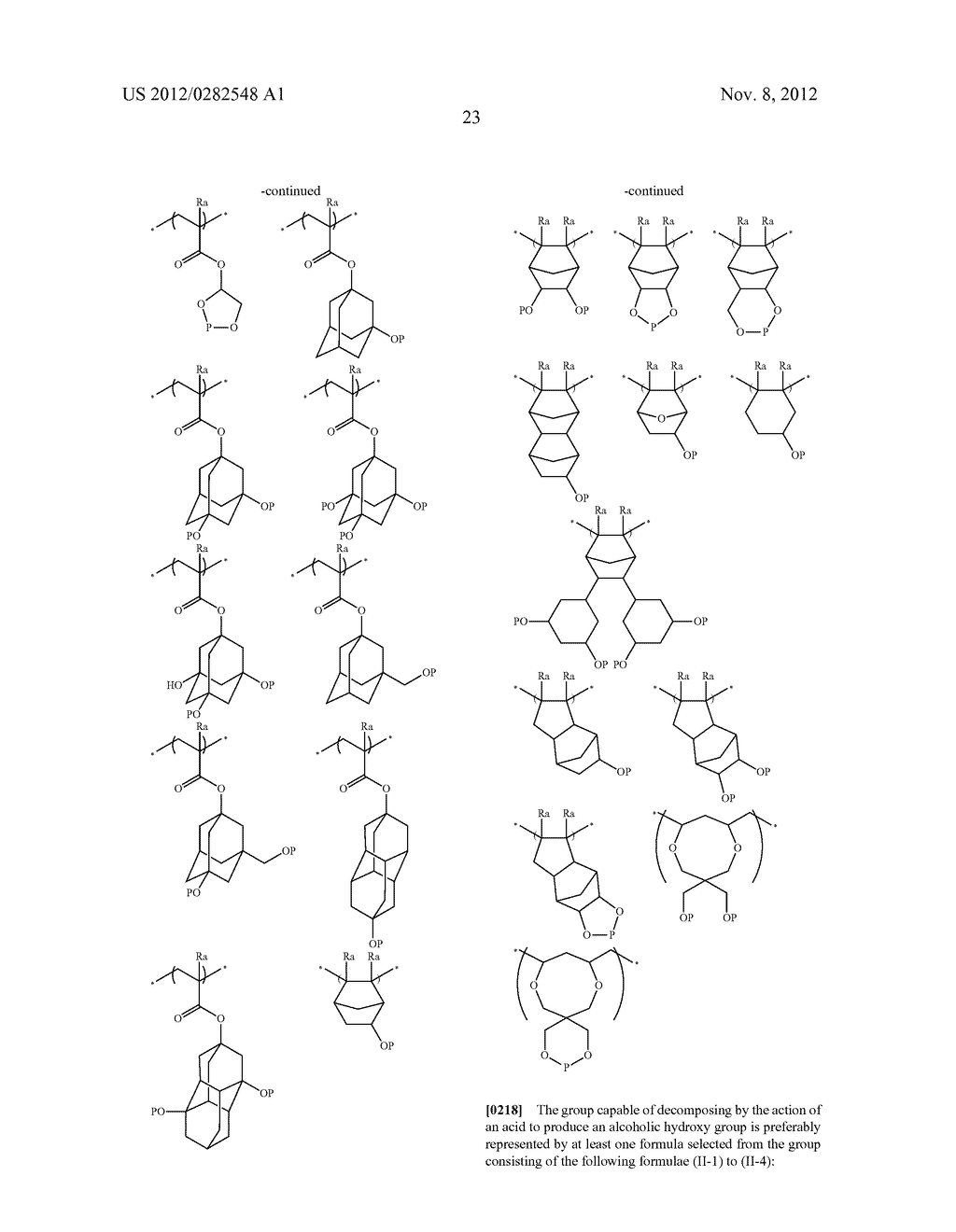 PATTERN FORMING METHOD, ACTINIC RAY-SENSITIVE OR RADIATION-SENSITIVE RESIN     COMPOSITION AND RESIST FILM - diagram, schematic, and image 24