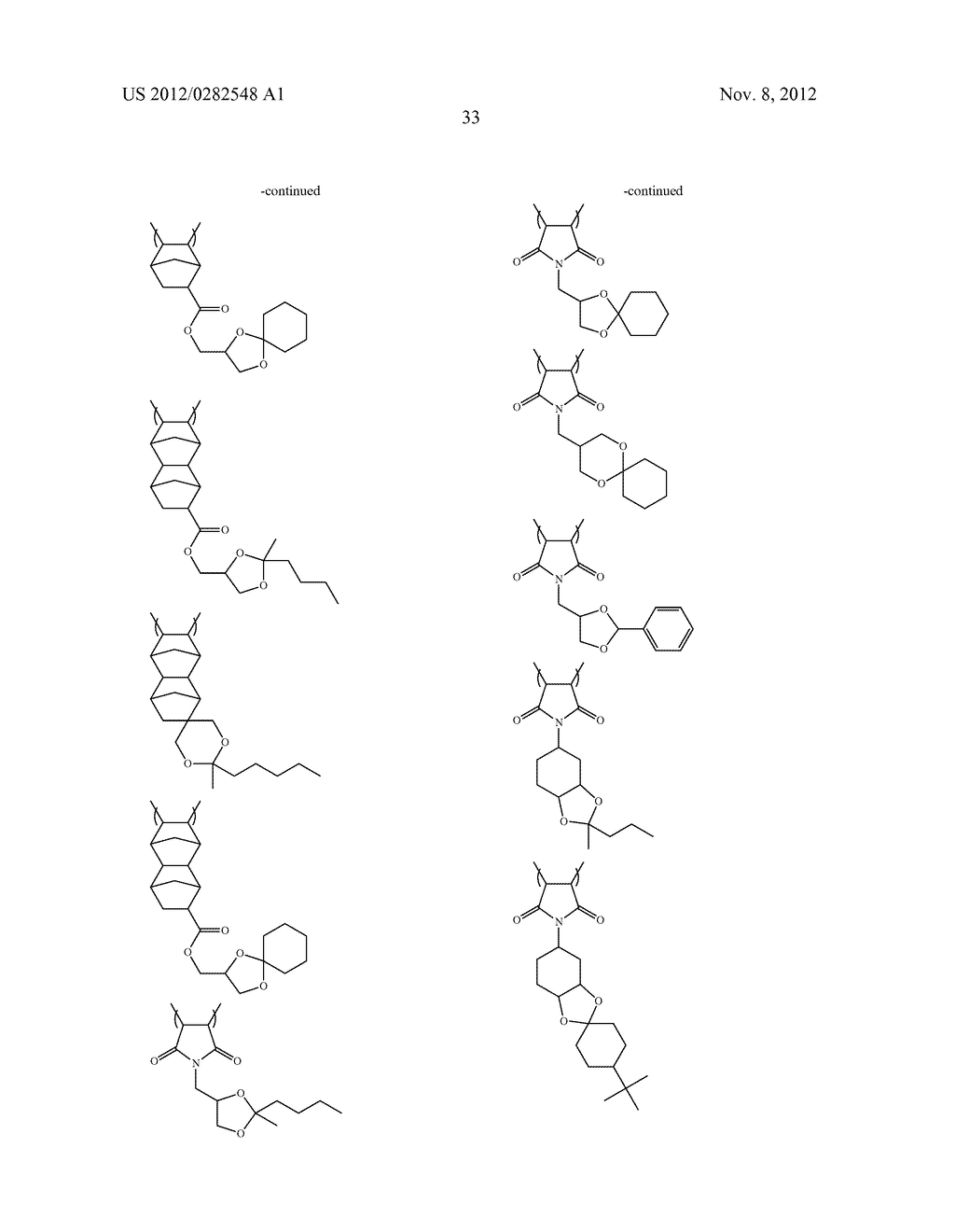 PATTERN FORMING METHOD, ACTINIC RAY-SENSITIVE OR RADIATION-SENSITIVE RESIN     COMPOSITION AND RESIST FILM - diagram, schematic, and image 34