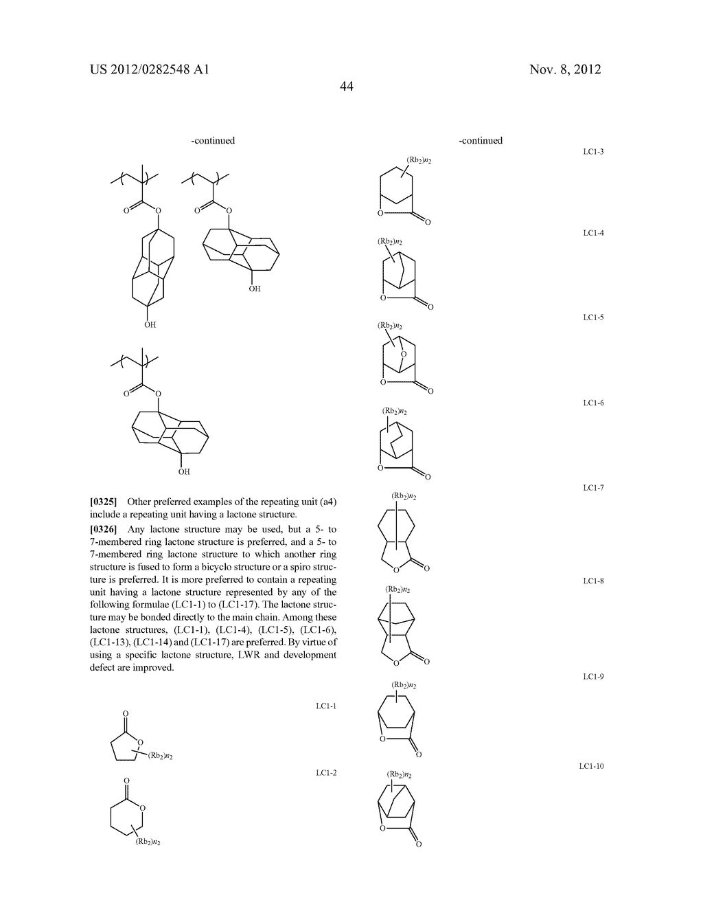 PATTERN FORMING METHOD, ACTINIC RAY-SENSITIVE OR RADIATION-SENSITIVE RESIN     COMPOSITION AND RESIST FILM - diagram, schematic, and image 45