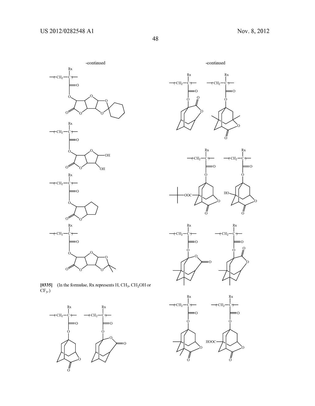 PATTERN FORMING METHOD, ACTINIC RAY-SENSITIVE OR RADIATION-SENSITIVE RESIN     COMPOSITION AND RESIST FILM - diagram, schematic, and image 49
