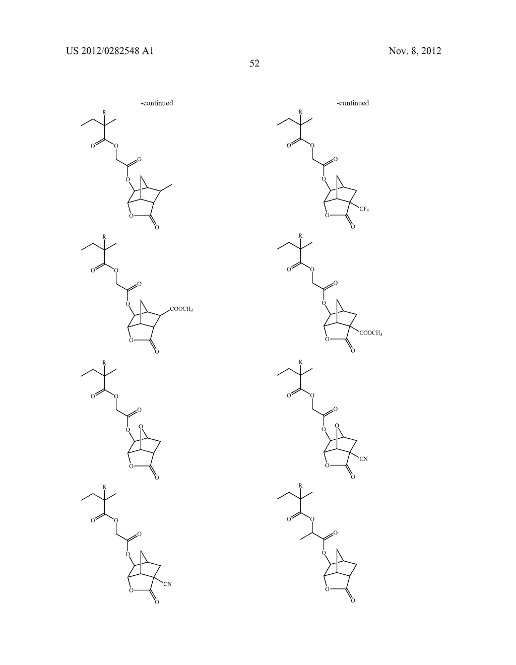 PATTERN FORMING METHOD, ACTINIC RAY-SENSITIVE OR RADIATION-SENSITIVE RESIN     COMPOSITION AND RESIST FILM - diagram, schematic, and image 53