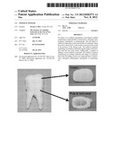 TOOTH SCAFFOLDS diagram and image