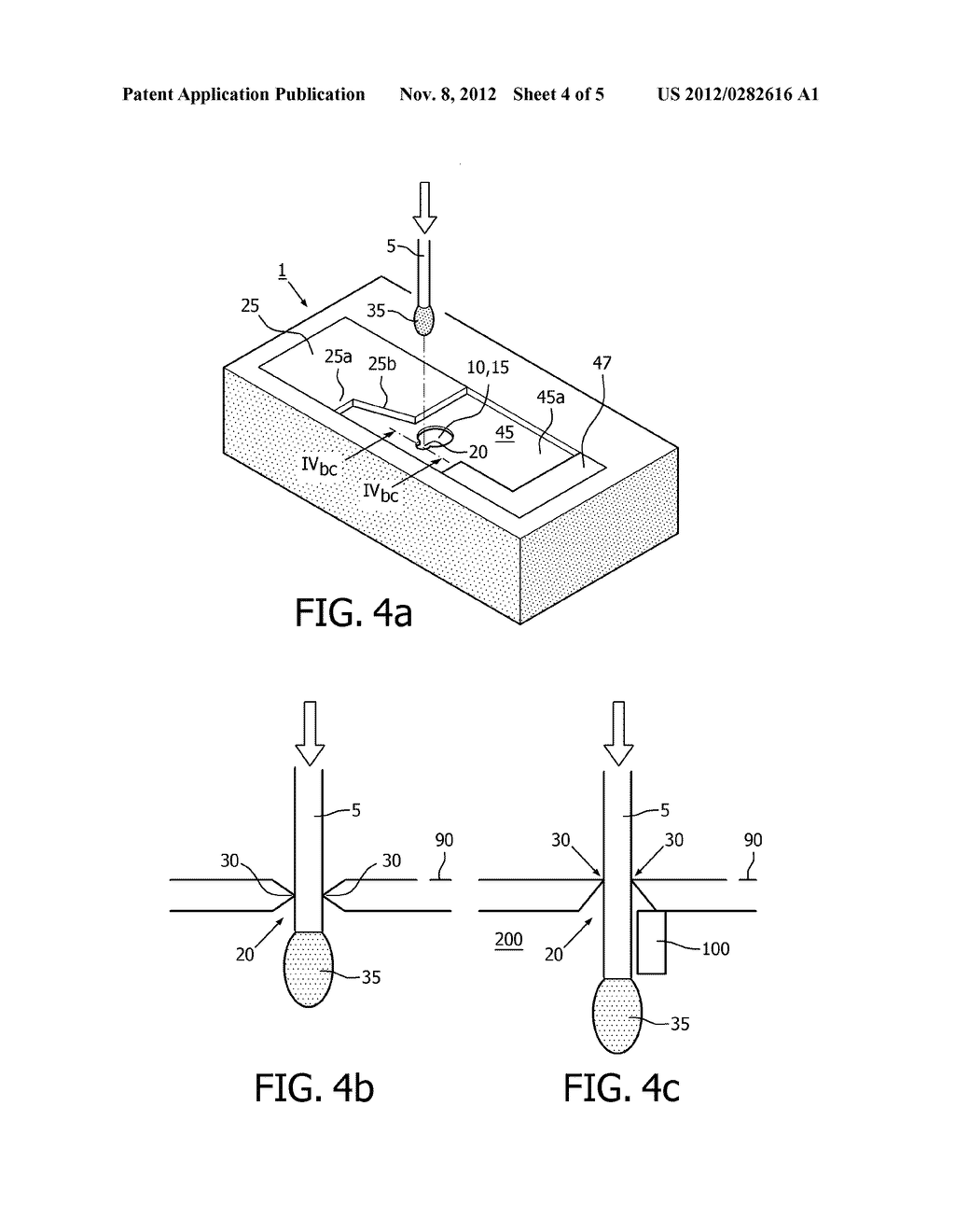 TREATMENT OF A SAMPLE WITH FOCUSED ACOUSTIC ENERGY - diagram, schematic, and image 05