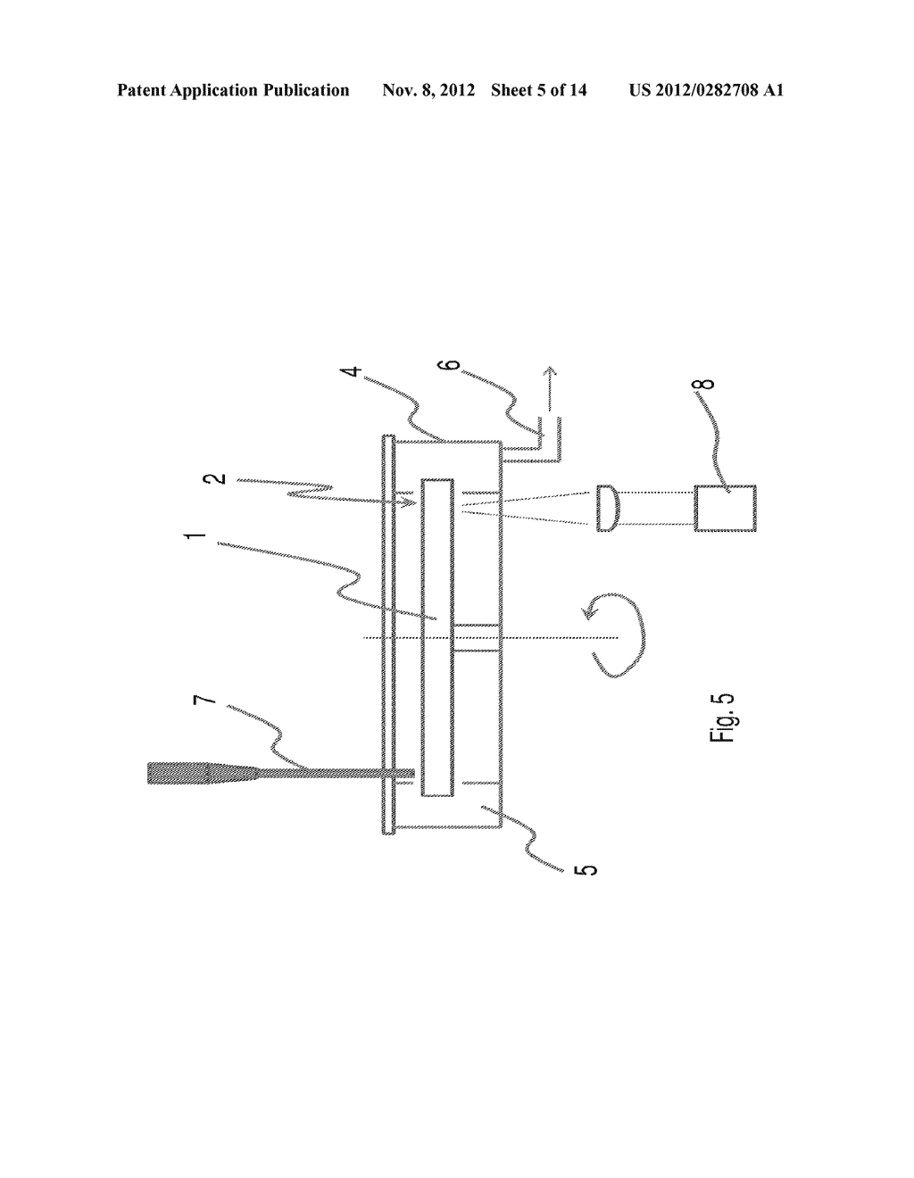 Method and Apparatus for Conducting an Assay - diagram, schematic, and image 06