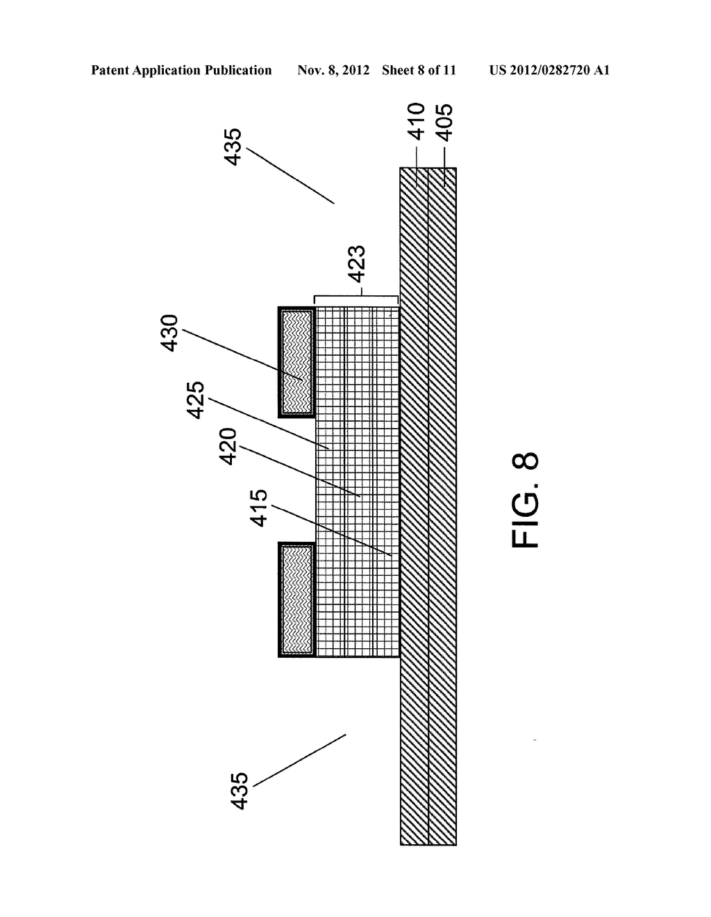 MESA HETEROJUNCTION PHOTOTRANSISTOR AND METHOD FOR MAKING SAME - diagram, schematic, and image 09
