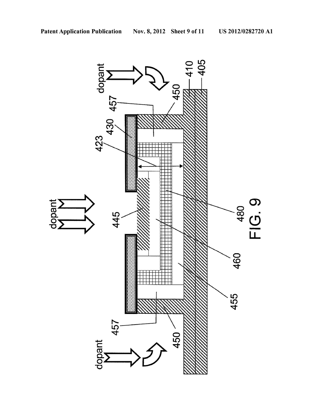 MESA HETEROJUNCTION PHOTOTRANSISTOR AND METHOD FOR MAKING SAME - diagram, schematic, and image 10