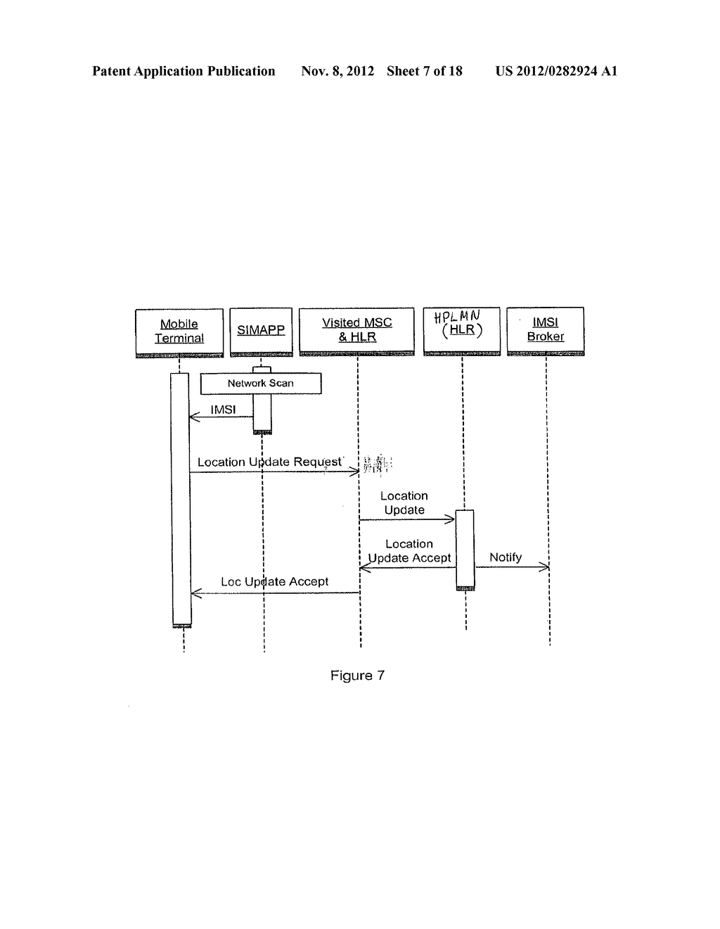 Subscriber Identification Management Broker for Fixed/Mobile Networks - diagram, schematic, and image 08