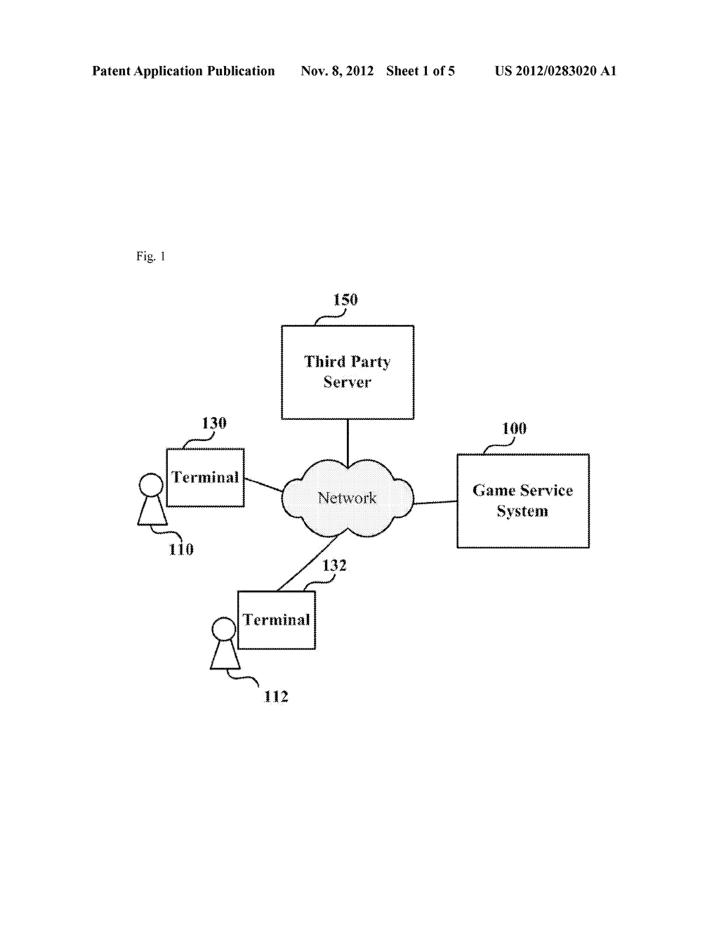 METHOD AND SYSTEM FOR PROVIDING GAME SERVICE USING USER INFORMATION - diagram, schematic, and image 02