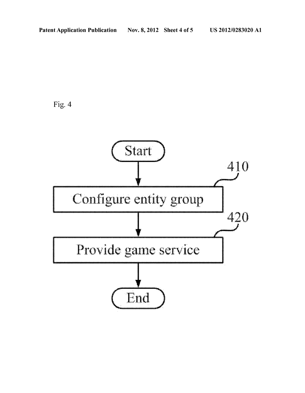 METHOD AND SYSTEM FOR PROVIDING GAME SERVICE USING USER INFORMATION - diagram, schematic, and image 05