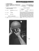 Basketball Shooting Training Device And Method diagram and image