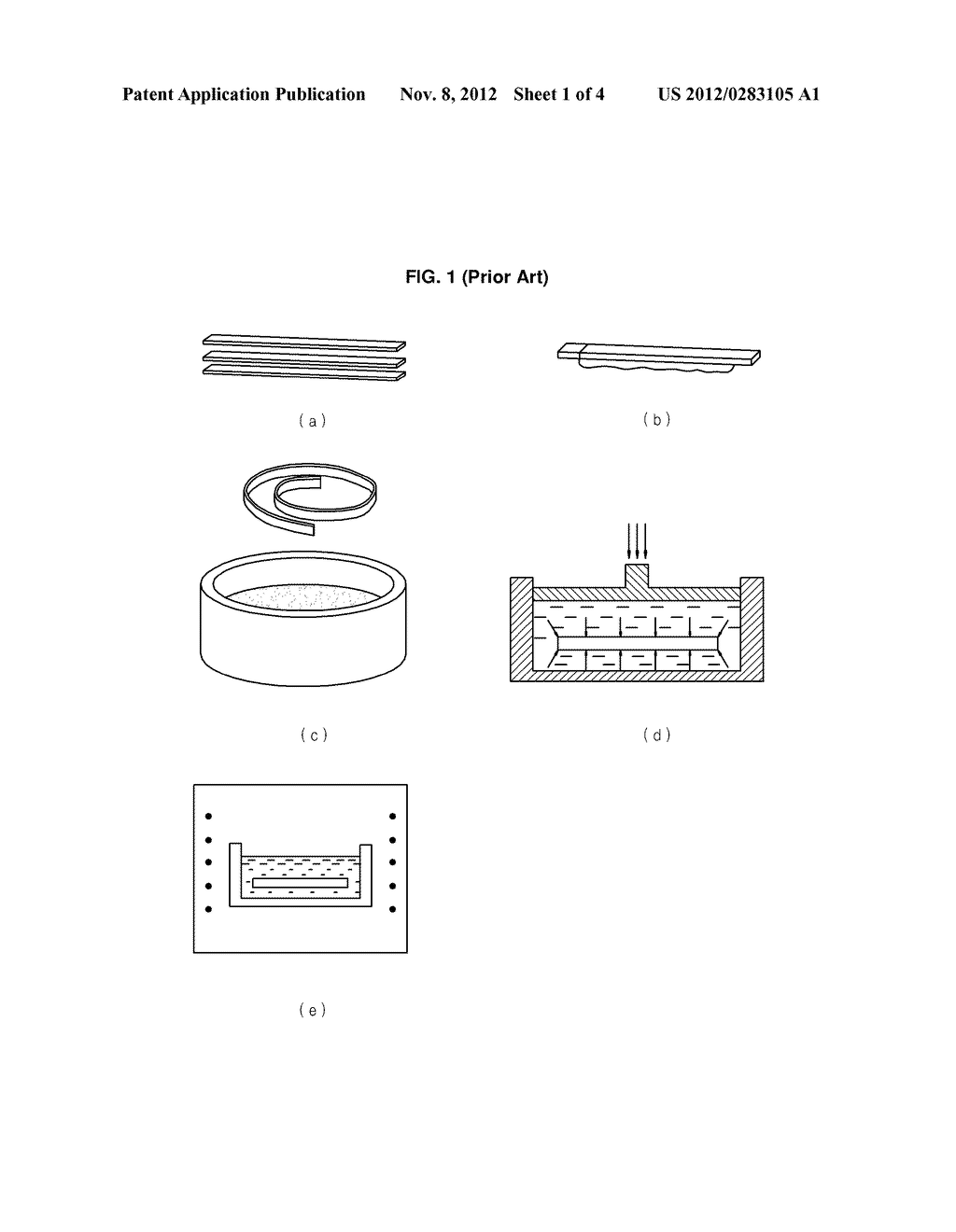 Superconducting Strip Having Metal Coating Layer and Method Of     Manufacturing the Same - diagram, schematic, and image 02
