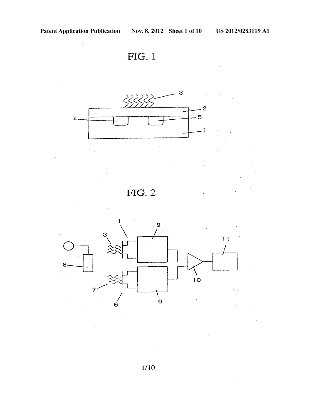 POTENTIOMETRIC DNA MICROARRAY, PROCESS FOR PRODUCING THE SAME AND METHOD     OF ANALYZING NUCLEIC ACID - diagram, schematic, and image 02
