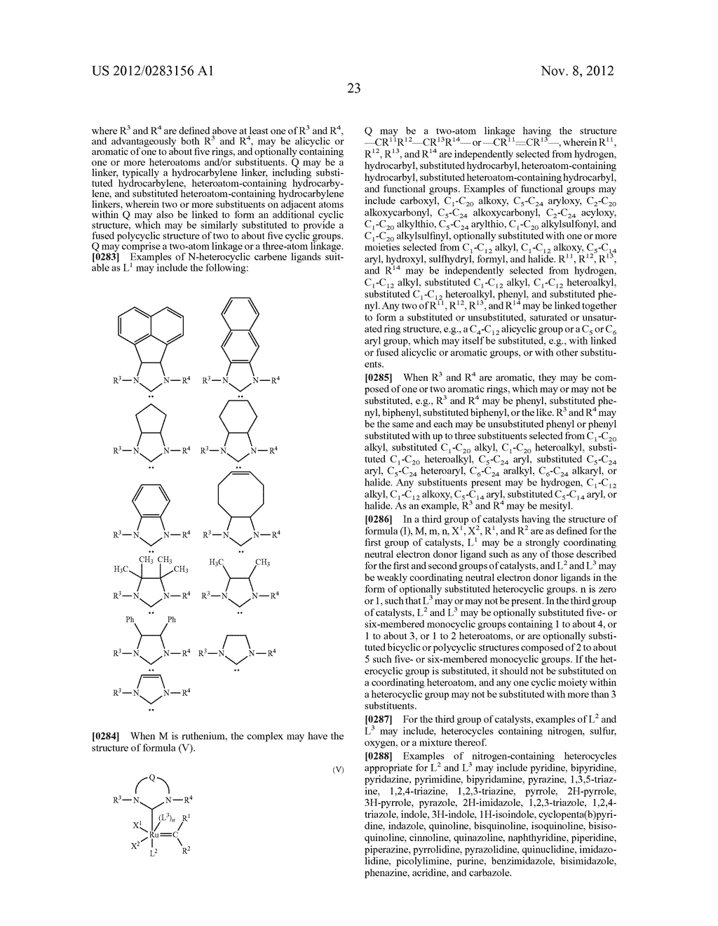 FUNCTIONALIZED MONOMERS - diagram, schematic, and image 26
