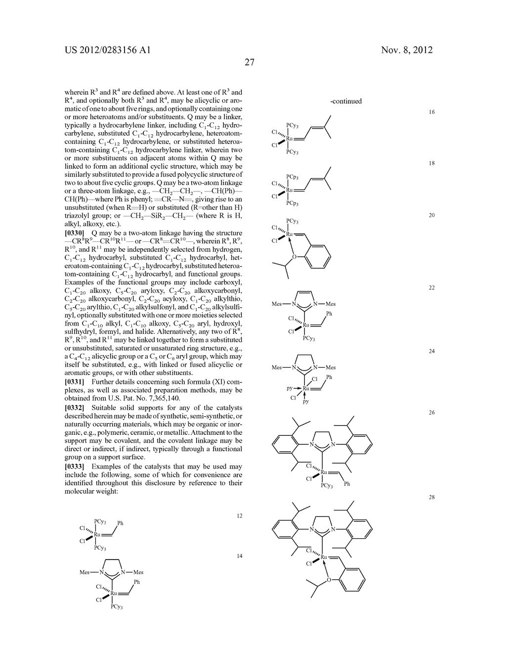 FUNCTIONALIZED MONOMERS - diagram, schematic, and image 30