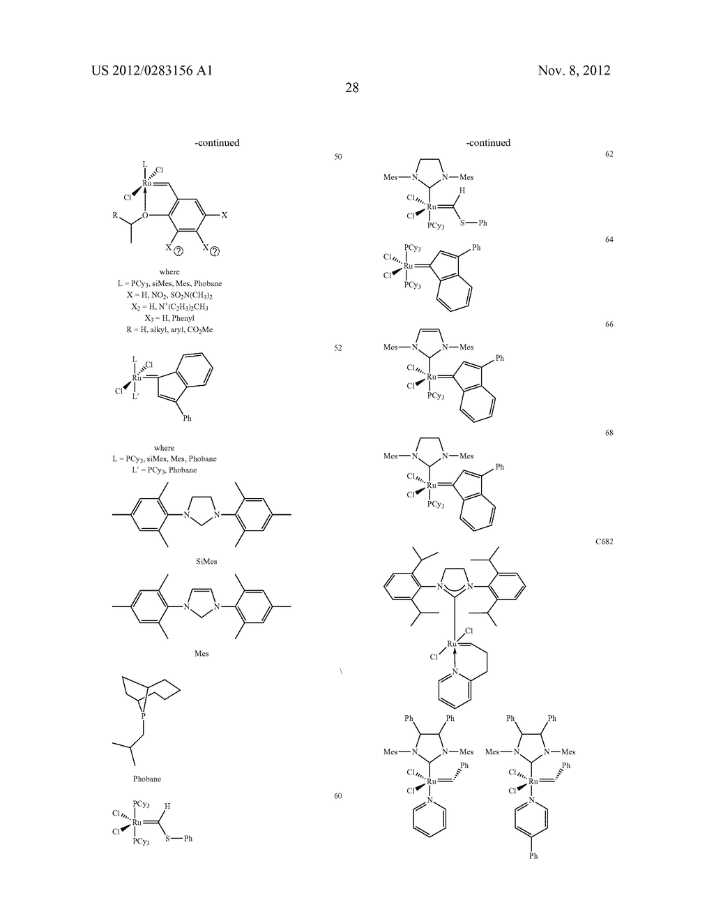 FUNCTIONALIZED MONOMERS - diagram, schematic, and image 31