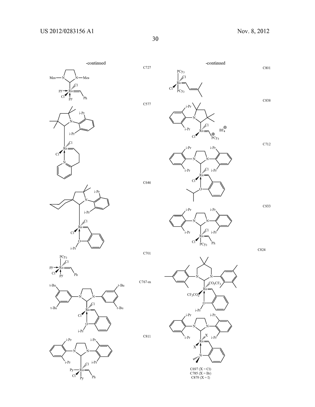 FUNCTIONALIZED MONOMERS - diagram, schematic, and image 33