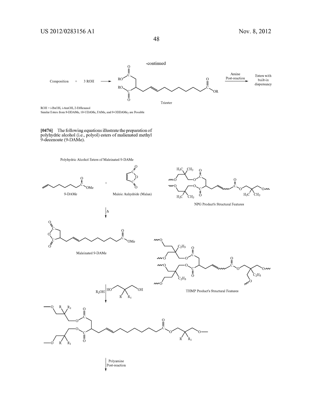 FUNCTIONALIZED MONOMERS - diagram, schematic, and image 51