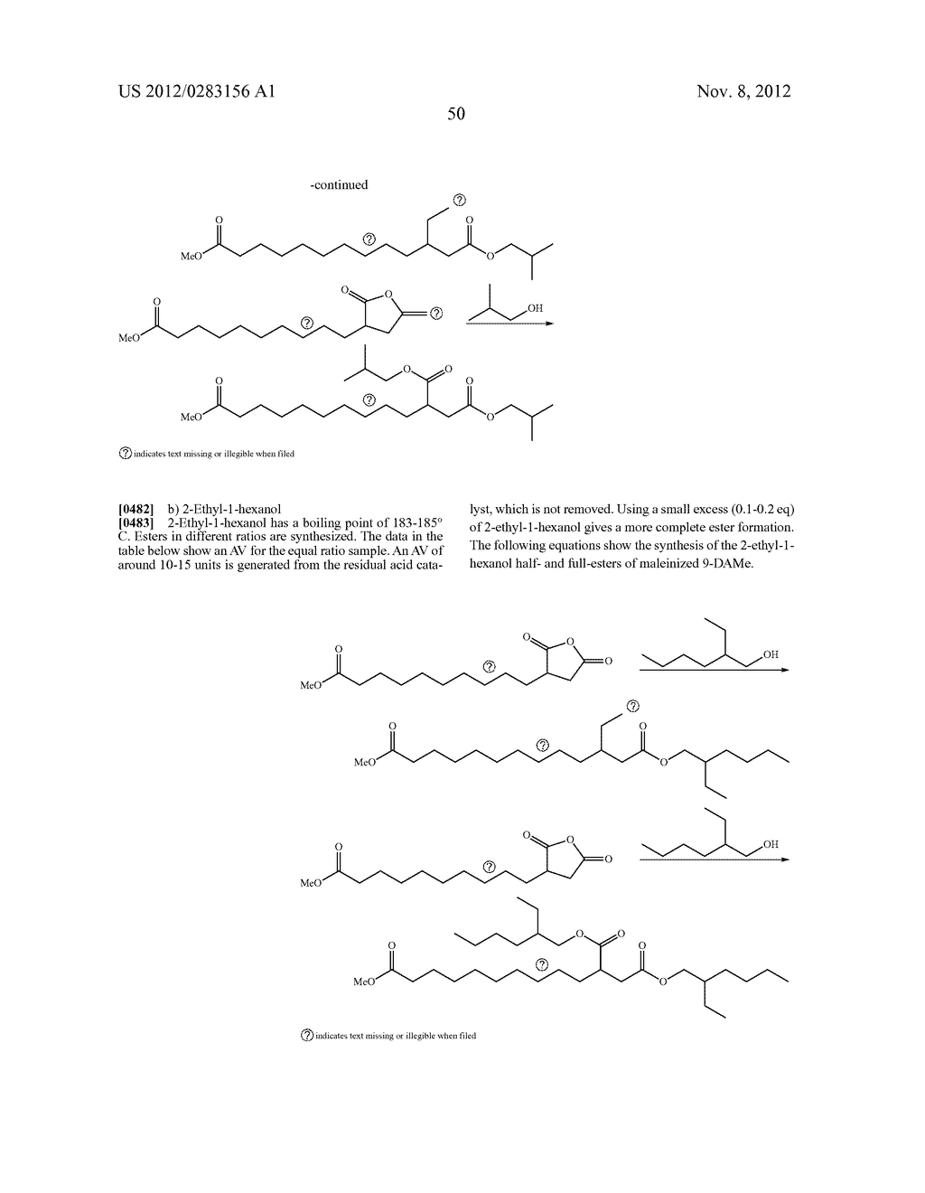 FUNCTIONALIZED MONOMERS - diagram, schematic, and image 53